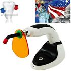 HOT Seller Dental 10W LED Curing Light Lamp 1800MW +Teeth Whiten Accelerator CA
