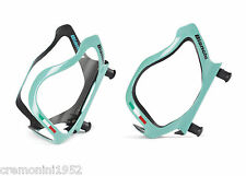 Bianchi Portaborraccia fibra di carbonio PERFORMANCE celeste bike bottle cage