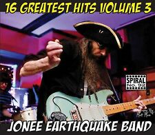 16 GREATEST HITS Vol 3 Jonee Earthquake Band CD Boston Punk Surf Rockabilly 2014