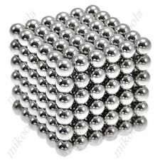 216 x 3mm New Magic Magnet Magnetic DIY Balls Sphere Neodymium Cube Luxury