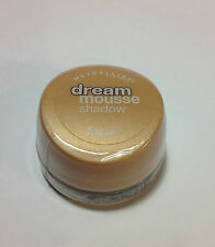 Maybelline Dream Mousse Eye Shadow GOLD AURA NEW.
