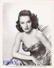 Dorothy Hart busty sexy VINTAGE Photo circa 1949