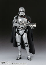 Bandai S.H.Figuarts SHF Star Wars The Force Awakens Captain Phasma
