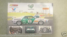 JIM RICHARDS POSTER V8 SUPERCARS BATHURST SHANNONS HOLDEN MUSCLE CAR