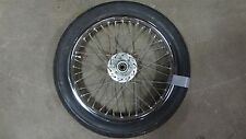 1975 Honda CB750 CB 750 Super Sport SS H910' front wheel rim 19in