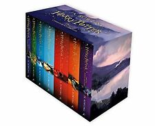 Harry Potter Box Set: The Complete Collection (Children's Pape... *NEW*FREE P&P*