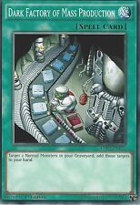 YU-GI-OH CARD: DARK FACTORY OF MASS PRODUCTION - LDK2-ENY31 - 1st EDITION