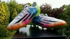 Adidas F10 Messi TRX Firm Ground Football Boots Multi coloured UK Size 11.5 BNIB