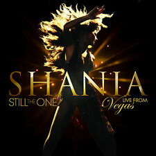 "SHANIA TWAIN - STILL THE ONE ""LIVE"" FROM VEGAS: CD ALBUM (March 2, 2015)"