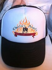 2003 Charlie's Angels Full Throttle Movie Ball Cap Hat Cast & Crew Mint New