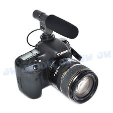 Shotgun Microphone for SONY ALPHA A77 A57 A58 A99 A65 A37 A55 A33 A580 Camera