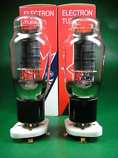 2 x 2a3 SOVTEK Trioden matched pair new - > TUBE AMP AMPLIFICATORE Tubi