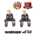 Set of 2 Nissan Navara D21 4WD Front Lower Ball Joint Kit 8/1985 onwards