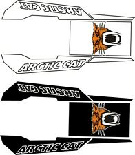 ARCTIC CAT TUNNEL top KIT Z1 F 570 F8 F5  PRO LXR BEARCAT TURBO DECAL STICKER 1