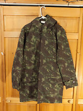 Brazilian Army Woodland Lizard Camo Parka, Size Medium