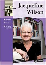 Jacqueline Wilson (Who Wrote That?)