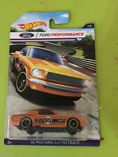 Hotwheels Ford Performance 65 Mustang 2+2 FastBack MISB