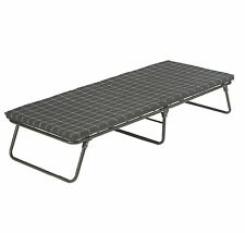 "COLEMAN Portable ComfortSmart Steel Frame Deluxe Camping Folding Cot | 30"" x 80"""
