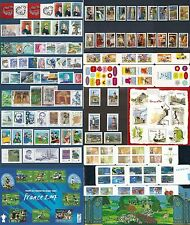 FRANCE Année COMPLETE 2007 - NEUF ** LUXE - 135 Timbres