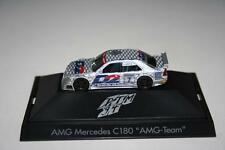 Herpa 1:87: AMG Mercedes-Benz C 180 AMG-Team, Präs.box