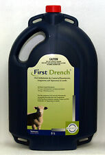 First Drench - Oral Sheep Drench (Levamisole & Praziquantel) 5-Litre