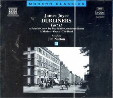 James Joyce Dubliners Part 2 audio book CD NEW Classic