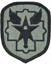 Joint Medical Command San Antonio ACU Patch with Fastener (PV-MEDCMD)