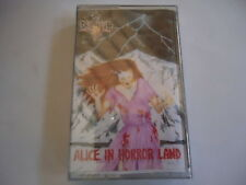 NEW D.A.B. DAB Alice In Horror Land IMPORT FRANCE VINTAGE 1994 TAPE CASSETTE C16