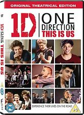 One Direction: This Is Us (DVD + UV Copy) NEU Harry Styles, Niall Horan