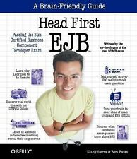 Head First Ser.: Head First EJB : Passing the Sun Certified Business...