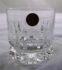VILLEROY & et BOCH Contessa Whisky Verre Tumbler 24% lead crystal nouvelle fait main
