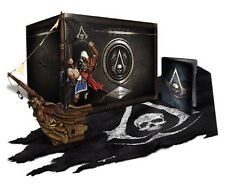 ASSASSINS CREED 4 BLACK FLAG BLACK CHEST COLLECTORS EDITION NO GAME INCLUDED