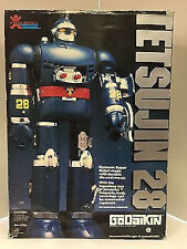 Godaikin Tetsujin 28 Popy Chogokin DX Robot SG01 JAPAN with original Box! Bandai