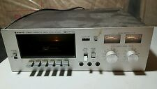 Vintage Sanyo Stereo Cassette Tape Deck RD 4553 Made In Japan Parts/Repair