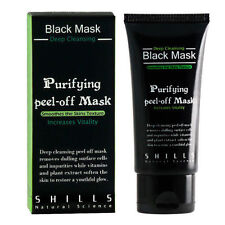 SHILLS PURIFYING PEEL OFF BLACK MASK DEEP CLEANING 50ML