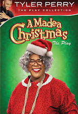 TYLER PERRY'S A MADEA CHRISTMAS: THE PLAY [USED BLU-RAY]
