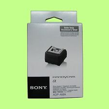 Genuine Sony ADP-AMA Shoe Adapter for for Auto Lock Accessory Shoe Cameras