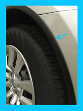 VW Volkswagen CARBON FIBER WHEEL WELL FENDER TRIM MOLDING 4PC W/5YR WARRANTY