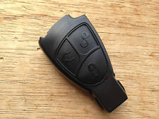 MERCEDES BENZ 3 BUTTON C E B S CLASS ML CLK SLK AMG VIANO REMOTE KEY FOB CASE