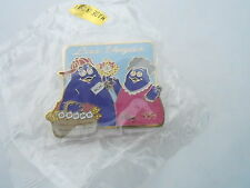 NOS Vintage McDonalds Advertising Enamel Pin #18 - 1999 LAS VEGAS - GRIMACE