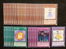 YU-GI-OH 41 CARD MELODIOUS DECK  *READY TO PLAY*