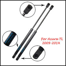 For 2009-2014 Acura TL Hood Shocks Struts Liftgates Gas Lift Supports Props 2PCs