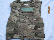 Cover Body Armour ECBA,IS,MTP,Splitterschutz Westenbezug,Multicam,Gr.190/120,#10