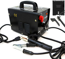 160 AMP Arc Electric Welding Machine Single Phase Rod Stick Electrode Welder new