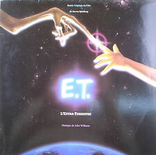 "LP 12"" 30cms: E.T the Extra-Terrestrial: john williams, MCA B9"