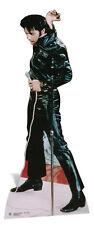 SC-594 Elvis Presley Black Leather Höhe ca.180cm Pappaufsteller Figur Lebensgroß