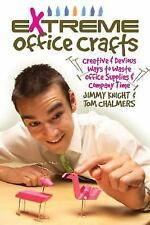 NEW book Extreme Office Crafts