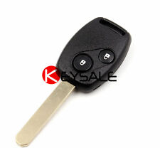 New Replacement Remote Car Key Fob 433Mhz ID48 for Honda Civic CRV Jazz FRV HRV