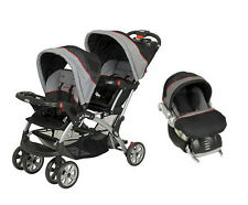 Baby Trend Sit N Stand Double Travel System - Millennium