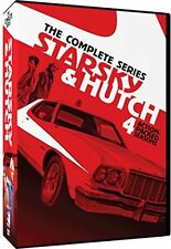 Starsky and Hutch The Complete Series Movie TV Show Series DVDs Video Set Disc